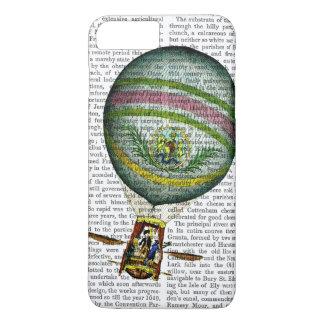 Ballon à air chaud bleu-clair coque iPhone 7 plus