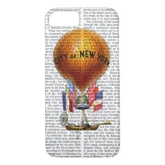 Ballon à air chaud de ville de New-York Coque iPhone 7