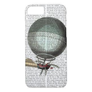 Ballon à air chaud vintage de Blanchard Coque iPhone 7