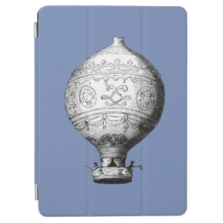 Ballon à air chaud vintage de Montgolfier Protection iPad Air