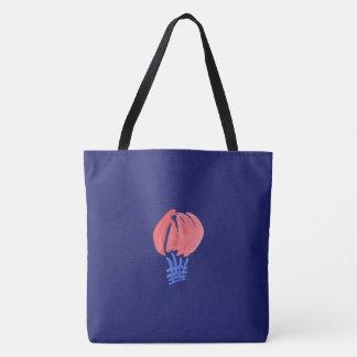 Ballon à air tout plus de - imprimez le grand sac