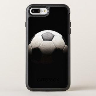 Ballon de football 3 coque otterbox symmetry pour iPhone 7 plus