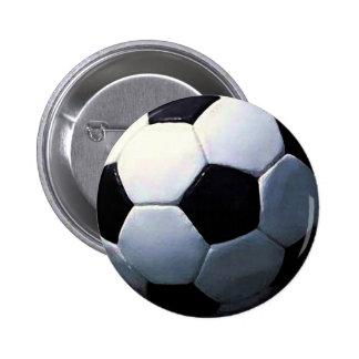 Ballon de football badges