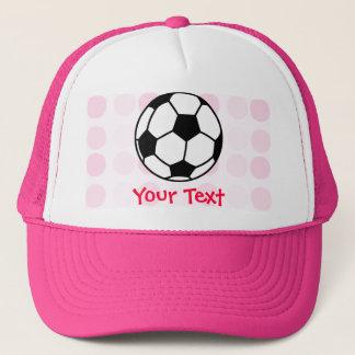 Ballon de football mignon casquette
