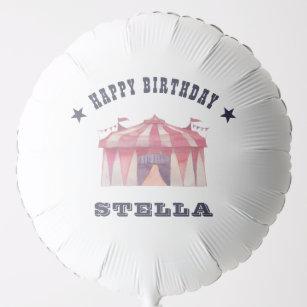 Ballon Gonflable Anniversaire personnalisé par thème vintage de