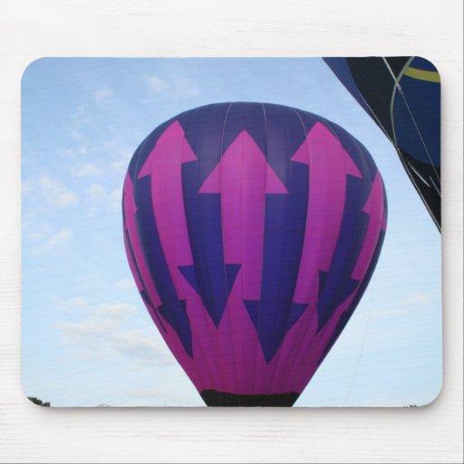 Ballon, indécision tapis de souris