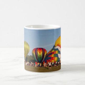 Ballons à air chauds mug