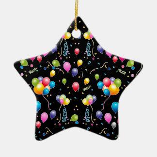 Ballons Ornement Étoile En Céramique