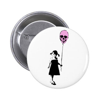 Balloon Girl Badges