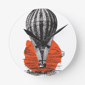 Balloon Horloge Ronde