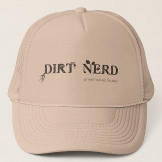 Ballot de saleté - agriculteur urbain fier casquette