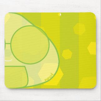 Ballot monochrome tapis de souris
