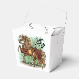 Ballotins Année chinoise de zodiaque du cheval