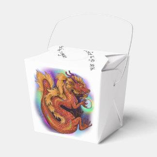Ballotins Année chinoise de zodiaque du dragon