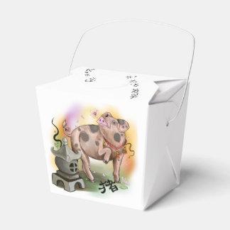 Ballotins Année chinoise de zodiaque du porc