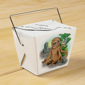 Ballotins Année chinoise de zodiaque du singe