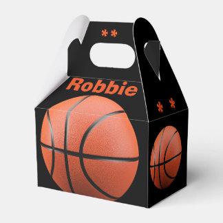 Ballotins Ballotin orange frais de basket-ball et de