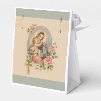Ballotins Bébé béni Jésus de mère de Vierge Marie