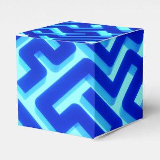 Ballotins Bleu de labyrinthe