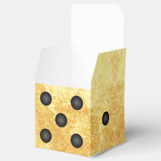 Ballotins Boîte de cadeau de matrices de Bunco de gagnant