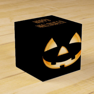 Ballotins Boîte heureuse à festin de partie de Halloween