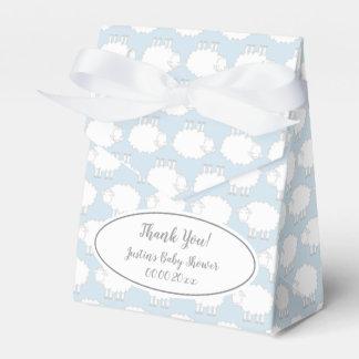Ballotins Boîtes mignonnes de cadeau de baby shower de motif