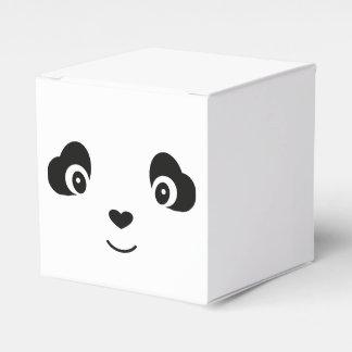 Ballotins de panda boites faveurs de mariage