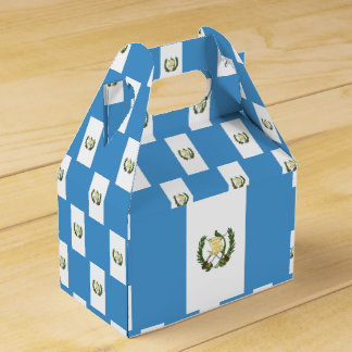 Ballotins Drapeau du Guatemala