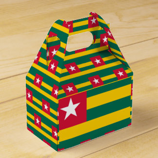 Ballotins Drapeau du Togo