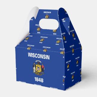 Ballotins Drapeau du Wisconsin