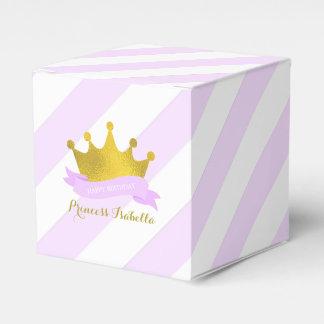 Ballotins Fête d'anniversaire de princesse de lavande et