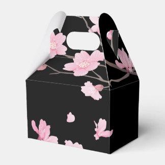 Ballotins Fleurs de cerisier - noir