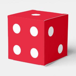 Ballotins Hexagone mourez découpent le ballotin ou la