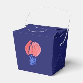 Ballotins Le ballon à air sortent le ballotin