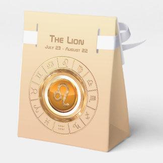 Ballotins LION - le signe de zodiaque de lion