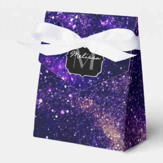 Ballotins Monogramme ultra-violet de galaxie d'abrégé sur