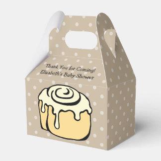 Ballotins Petit pain dans le baby shower de petit pain de