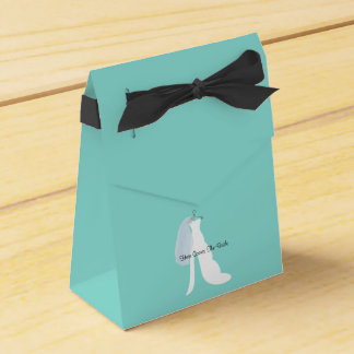 Ballotins Voici venir les boîtes de cadeau de jeune mariée