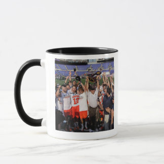 BALTIMORE, DM - 30 MAI :  Membres la Virginie Mugs