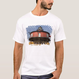BALTIMORE, LE MARYLAND. LES Etats-Unis. Monticule T-shirt