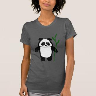 Bambou le T-shirt américain de dames d'habillement