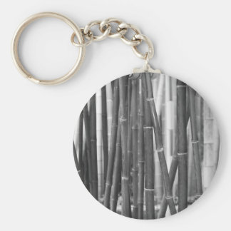 Bambou Porte-clé Rond