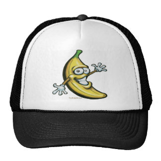 Banane Casquette Trucker