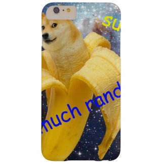 banane   - doge - shibe - l'espace - wouah doge coque barely there iPhone 6 plus