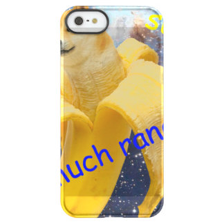 banane   - doge - shibe - l'espace - wouah doge coque iPhone permafrost® SE/5/5s