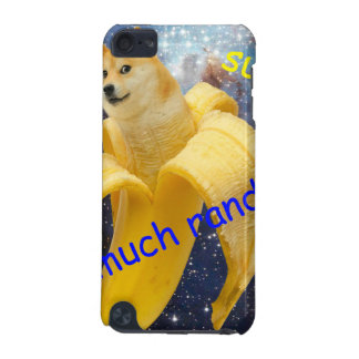 banane   - doge - shibe - l'espace - wouah doge coque iPod touch 5G
