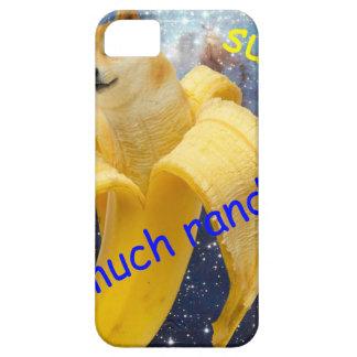 banane   - doge - shibe - l'espace - wouah doge étui iPhone 5