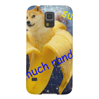 banane   - doge - shibe - l'espace - wouah doge protections galaxy s5