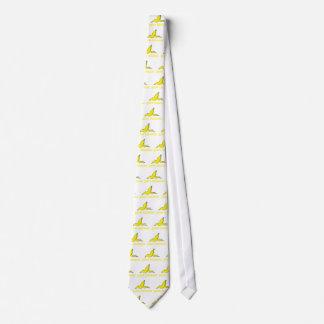 Bananes allées cravates