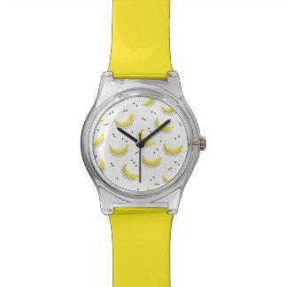 Bananes géométriques montres